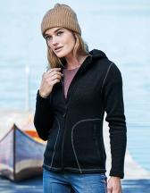 Ladies` Hooded Aspen Jacket